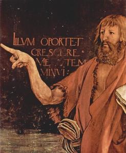 John-the-Baptist-Matthias Grunewald-Altarpiece-Small