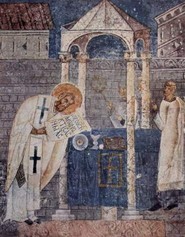 Basil of Caesarea-Ohrid Cathedral