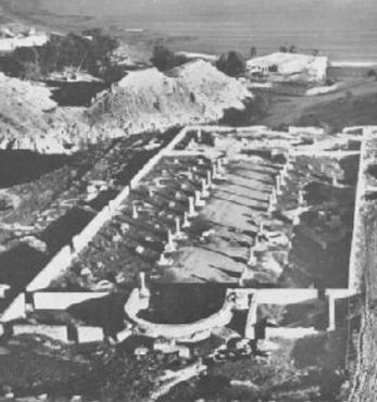 Cyprian of Carthage-Basilica-ruins3-1915