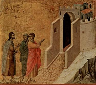 Christ-Emmaus-w2-Disciples-Duccio