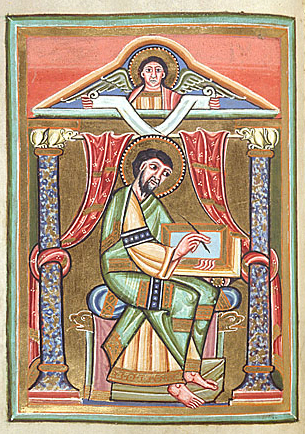 Matthew-Writing-Echternach-11thC-PCA