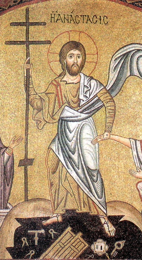 Resurrection-Narthex-Greece-11thC-Detail1