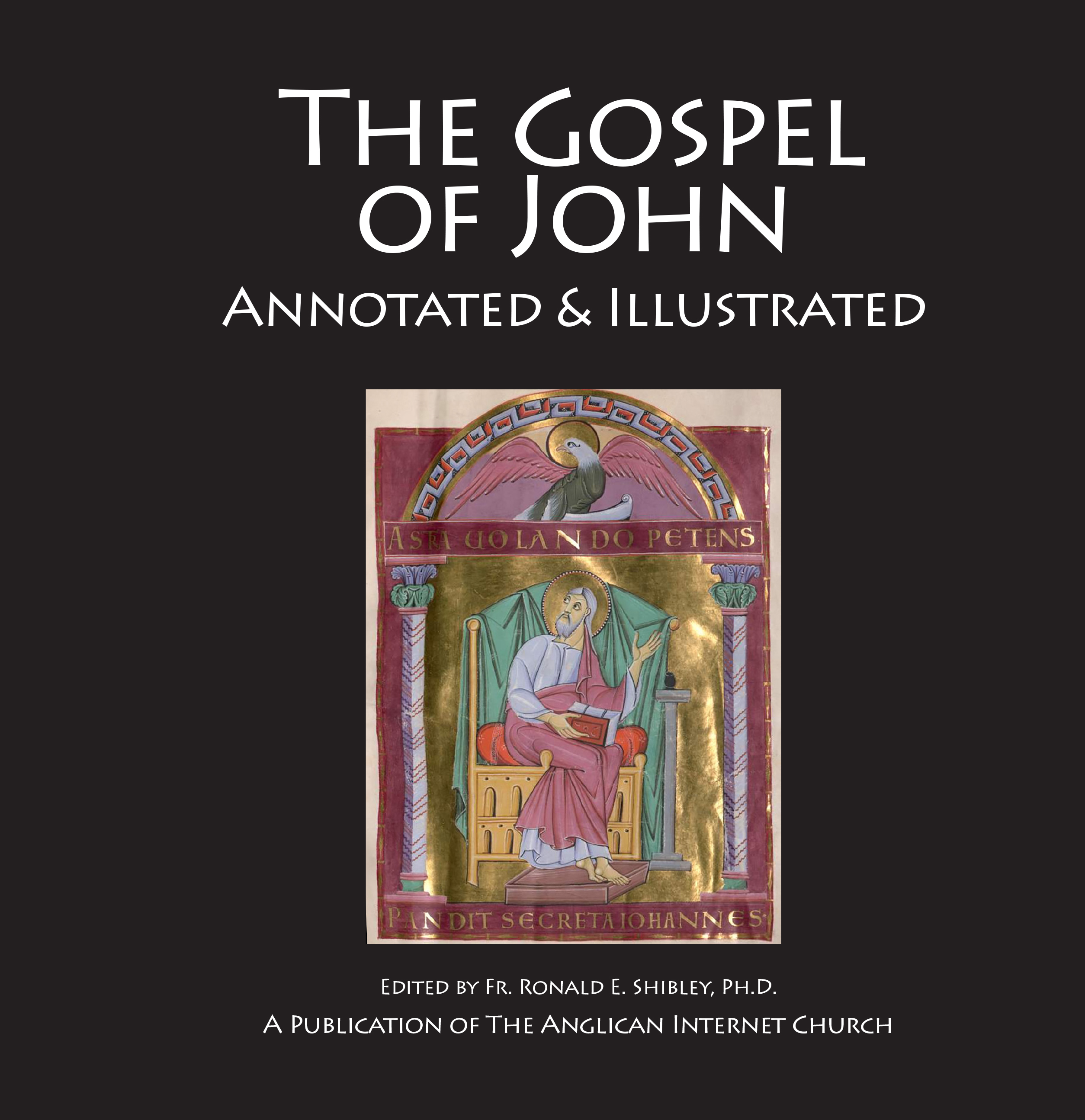 Gospel of John-Cover-Rev-Front